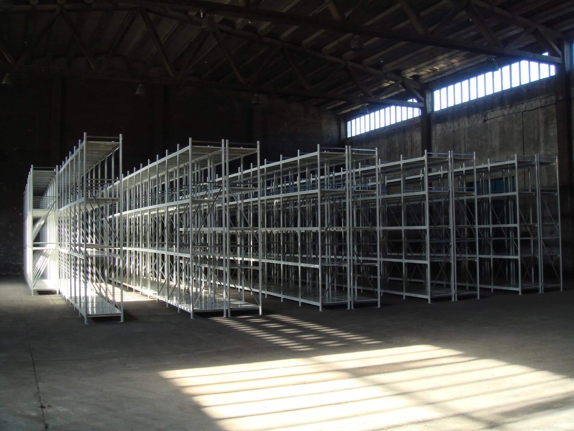 Warehouse program
