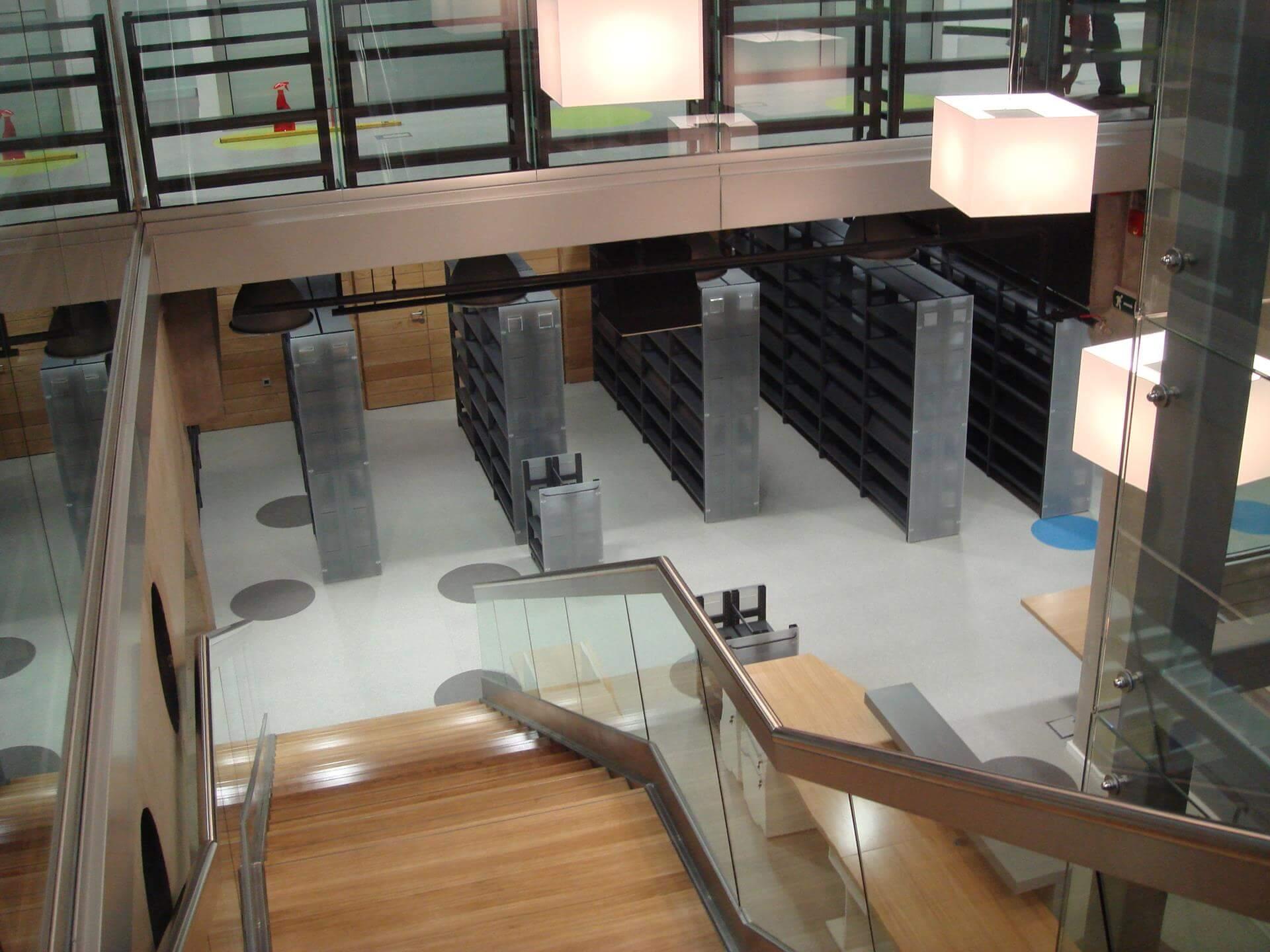 Der Bibliotheken