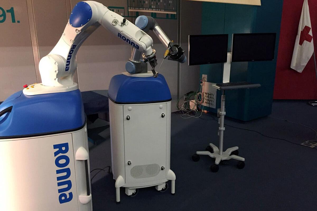 Robotska neuronavigacija